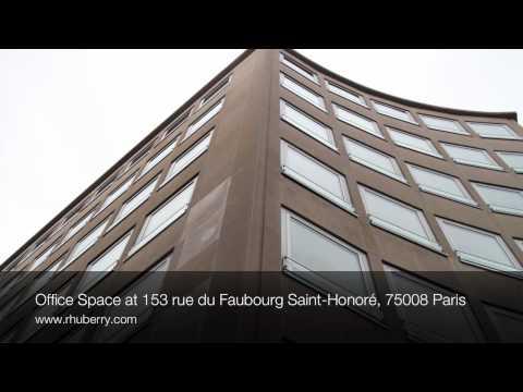 Office Space at 153 rue du Faubourg Saint-Honoré, 75008 Paris