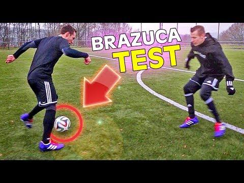 Ultimate adidas Brazuca World Cup 2014 Test &  by freekickerz