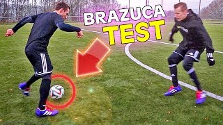 Video Ultimate adidas Brazuca World Cup 2014 Test & Review by freekickerz download MP3, 3GP, MP4, WEBM, AVI, FLV November 2017