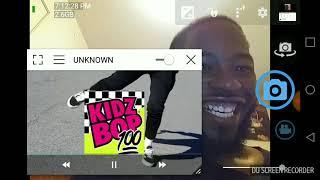 If Kidz Bop did rap Reaction