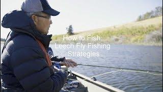 How to Fish: Leech Fly Fishing Strategies   GoFishBC