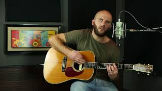 Город моей мечты - Song Tutorial // Acoustic Guitar