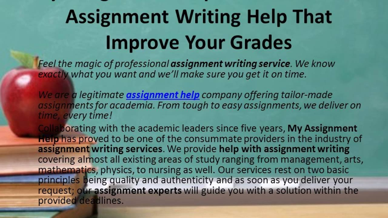 """legitimate assignment help For instance, it says in the header that """"world's no 1 assignment help company since 2007"""", but the site was registered only in 2009 there are many 5-star reviews on the website, most with full names and photos of students."""
