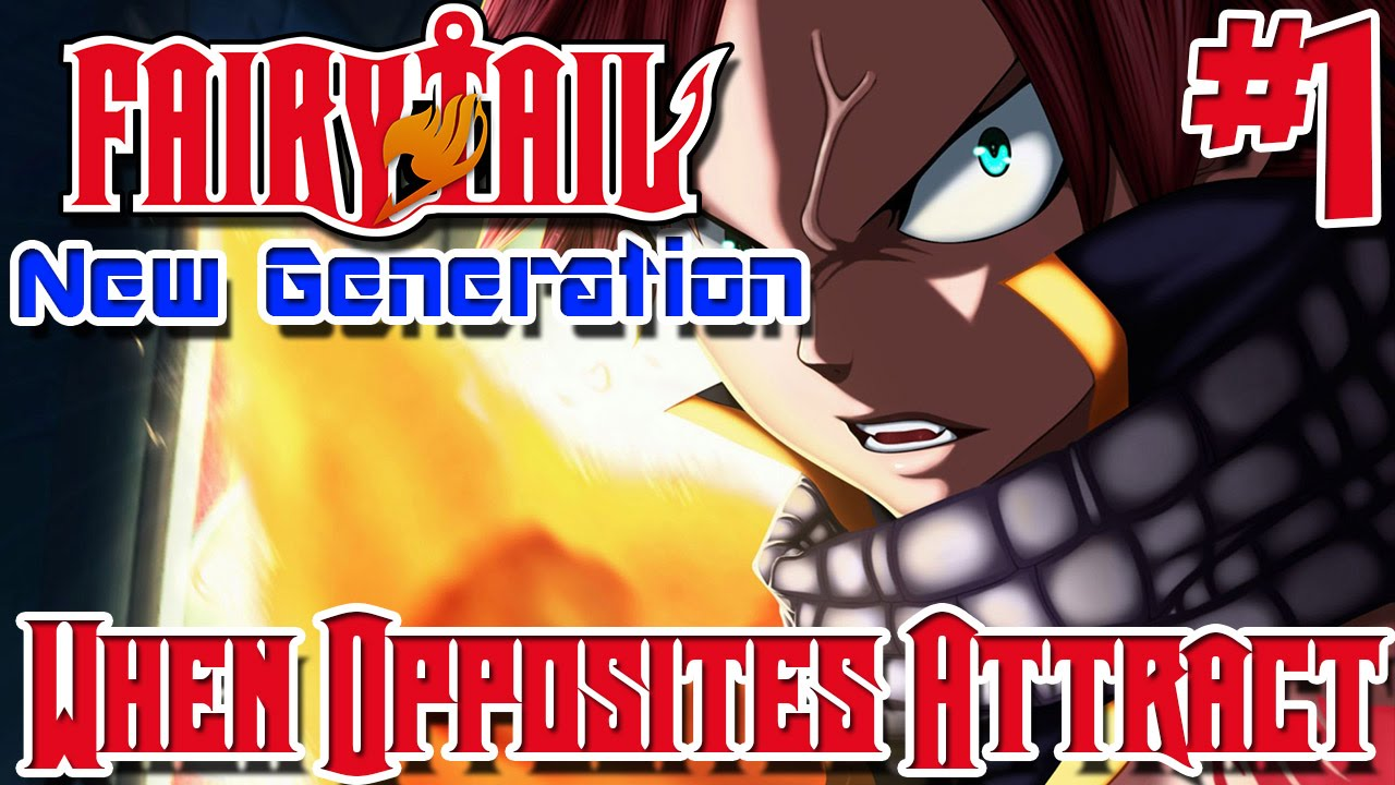 Fairy Tail: New Generation (Minecraft Mod) - Episode 1 | When Opposites  Attract