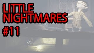 怖くないようにLittle Nightmares実況#11