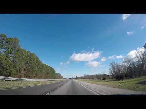 Alabama Highway Drive - Interstate 65 N - Mile 351 to 356