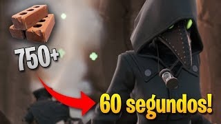 HOW TO GET 750 + MATERIAL IN 1 MINUTE AT FORTNITE BATTLE ROYALE