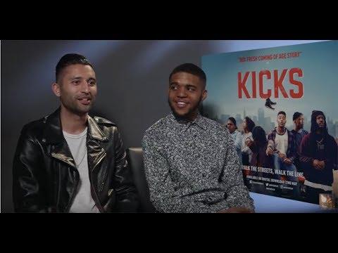Kicks : Justin Tipping & Christopher Jordan Wallace