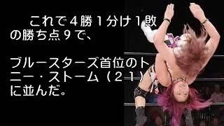 【スターダム】紫雷イオ リーグ戦で中野たむに貫禄勝ち 中野たむ 検索動画 24