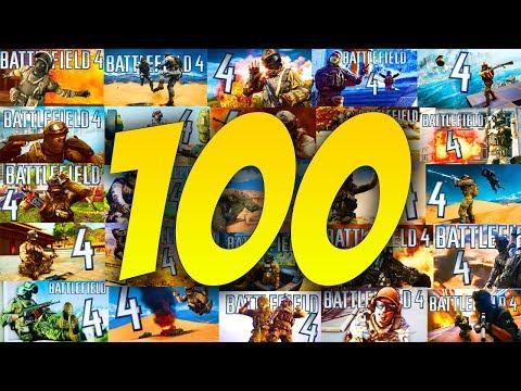 Battlefield 4 Random Moments #100! (100 MOMENTS!)