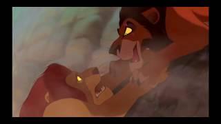 10 часов Шрам убивает Муфасу / 10 hours lion king