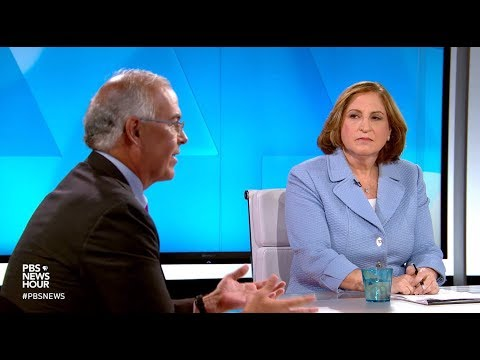 Brooks and Marcus on the Charlottesville rally anniversary, EPA and climate change