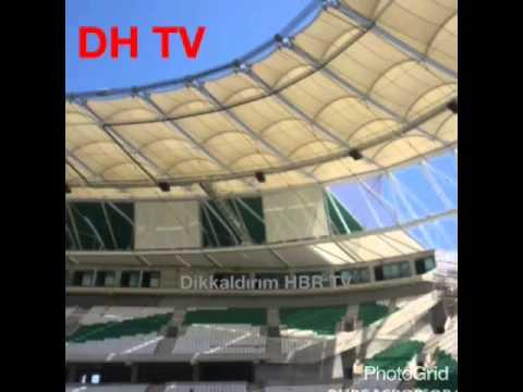Timsah arena son durum-            Dikkaldırım HBR TV