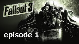 Fallout 3 - épisode 1 : Fuite ! | [PC] Walkthrough HD
