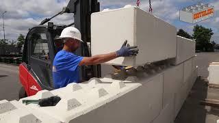 Bloki Betonowe - Betblok System (bloczki betonowe, mury, boksy)