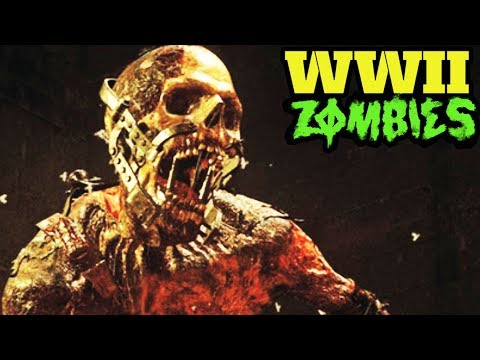 *HUGE* NEW WW2 ZOMBIES GAMEPLAY DETAILS: CLASS SYSTEM, SPECIAL ABILITIES, QUESTS & MORE! (COD WW2)