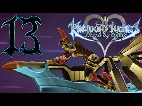 Kingdom Hearts Birth By Sleep Walkthrough Part 13 Terra Neverland [2/2] (Let's Play Gameplay)