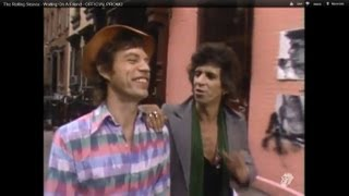 Смотреть клип The Rolling Stones - Waiting On A Friend - Official Promo