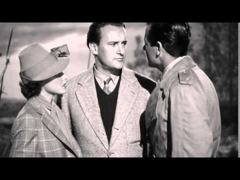 Foreign Correspondent (1940) Windmill and Hat Scene