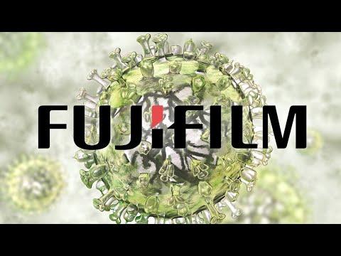 FUJIFILM fights the Coronavirus?