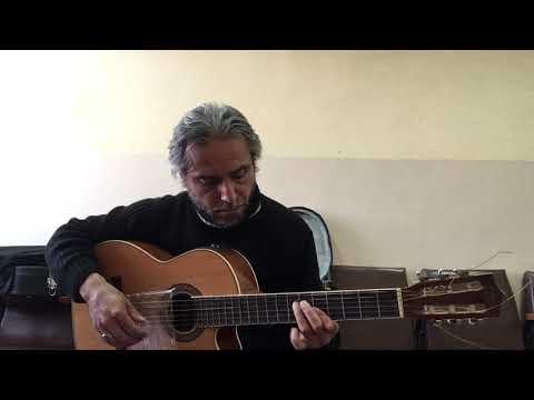 Бутусов -Моя звезда- guitar cover Garri Pat