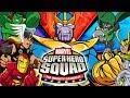 Marvel Super Hero Squad El Guantelete del infinito Pelicula Completa l Escenas del juego ESPAÑOL