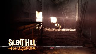 Crosscut End Of Spiral Silent Hill Homecoming amv legendado