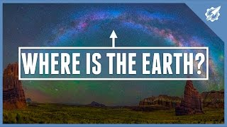 Where Is The Earth?  | Astronomic