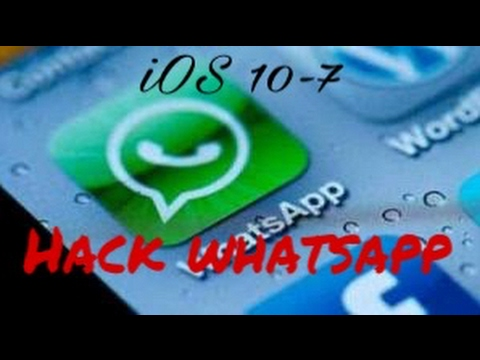 Whatsapp Hack // 1000 % Working 2017 latest iOS Cydia