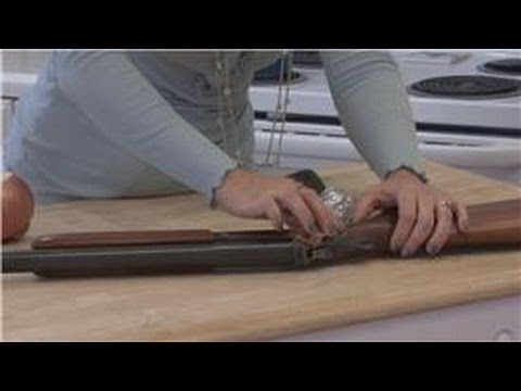 House Cleaning & Stain Removal : Removing Rust From Guns