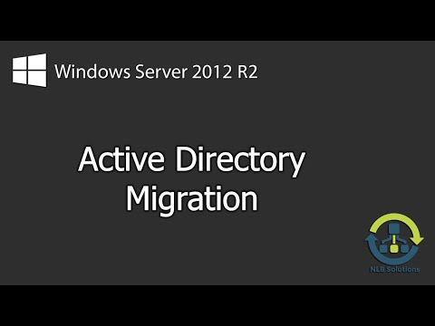 How to perform Active Directory migration from Windows Server 2008 R2 to 2012 R2 (Step by Step)