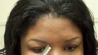 How to arch your eyebrows tutorial