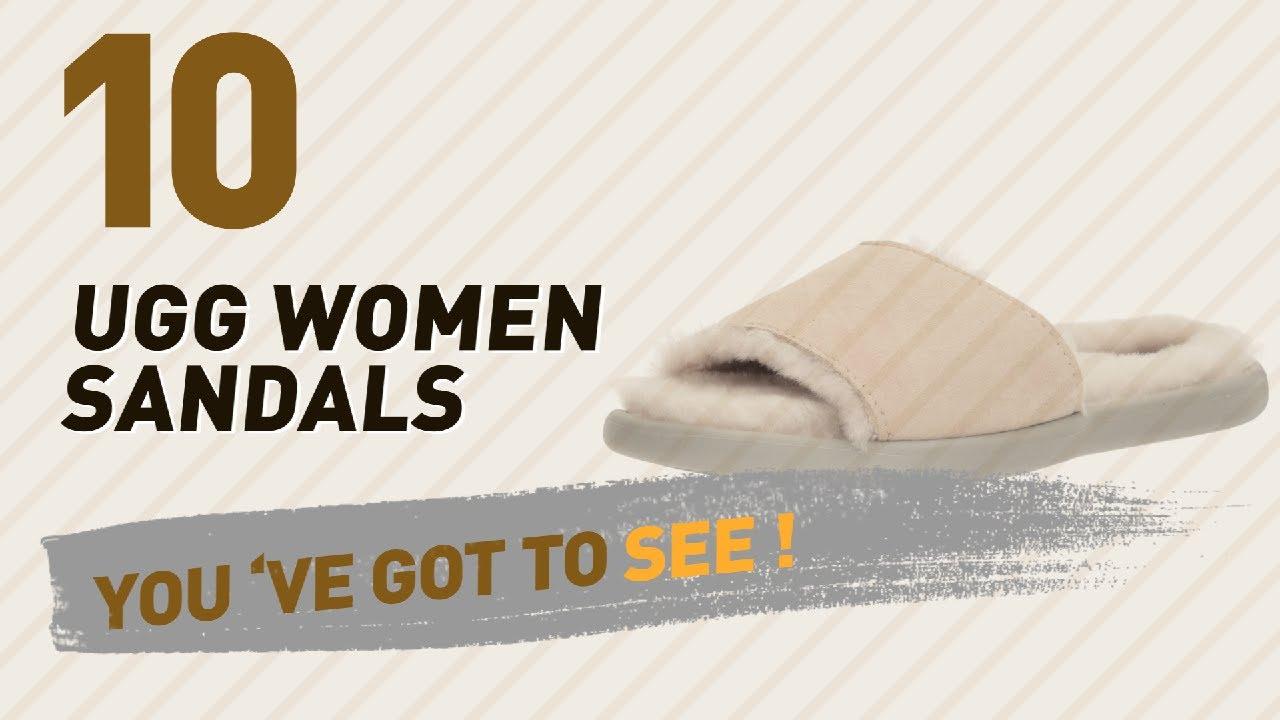 8ea41a8ec40 Ugg Women Sandals // New & Popular 2017