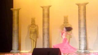 Veronica Vital / Fusion Bellydance - Danzon, CEEDA Chih. 2011