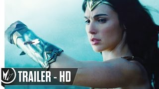 Wonder Woman Official Trailer #1 (2017) Gal Gadot, Chris Pine --Regal Cinemas [HD]