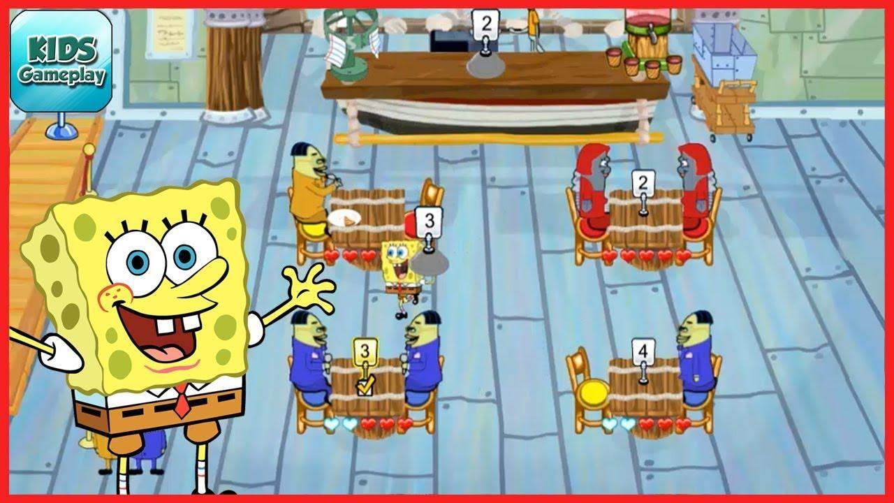 spongebob diner dash deluxe apk