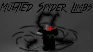 Roblox Script Showcase Épisode 878/Mutated Spider Limbs