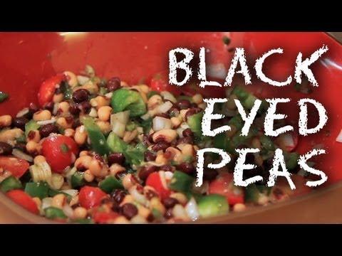 What Are Black Eyed Peas? / How to make Texas Caviar Recipe