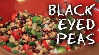 What Are Black Eyed Peas? / How To Make Texas Caviar Recipe