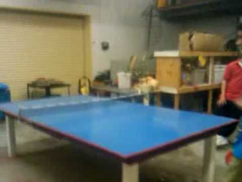 Aviation Ping Pong