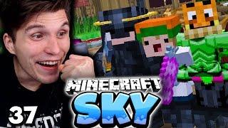 DER PINKINATOR & ZOMBEYS KRONE DER UNSTERBLICHKEIT! ✪ Minecraft Sky  #37 | Paluten