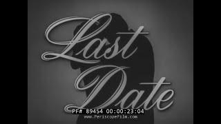 CLASSIC DRIVER'S EDUCATION SCARE FILM