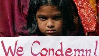 WE CONDEMN - Delhi Gang Rape