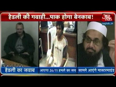 David Headley Testifies In Mumbai Court Through Video Conference