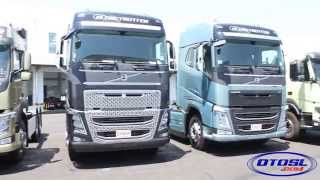 Test Drive New Volvo Truck FH 8x4 in South Korea