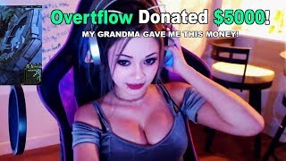 Donating Money to Attractive FORTNITE Twitch Streamers