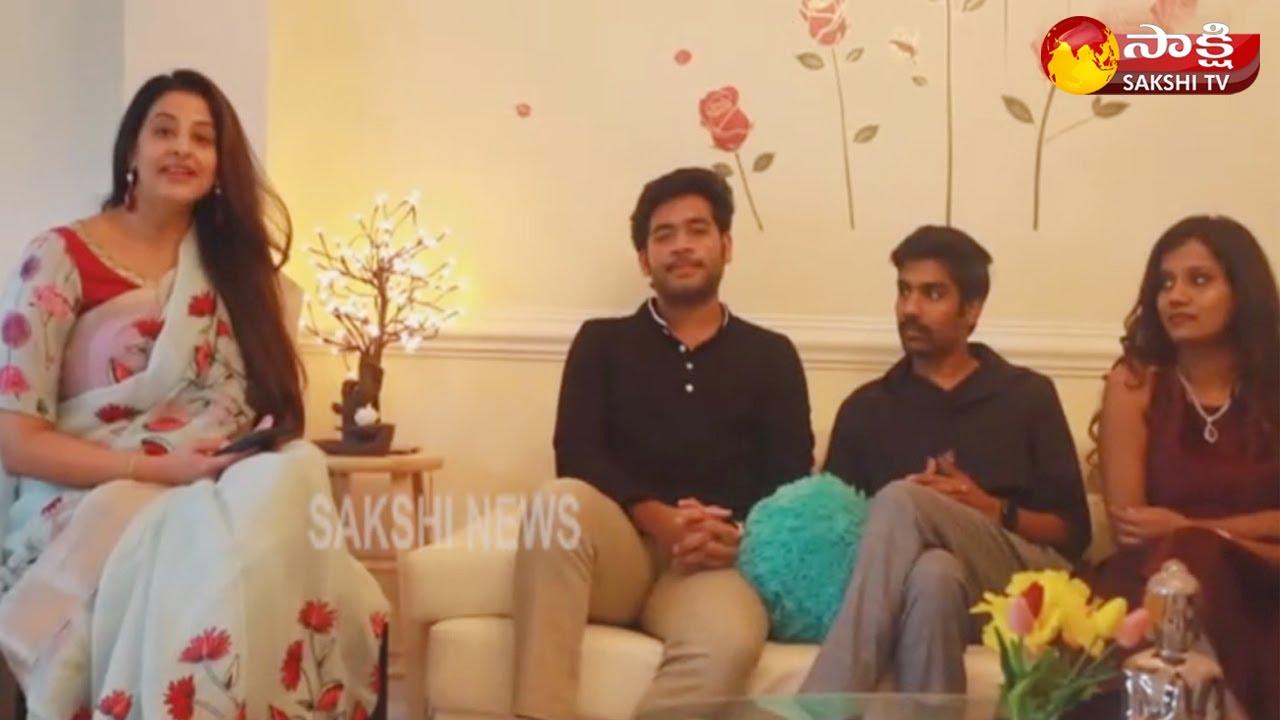 Movie Dreams@Dollar$ | NRI Special Show with Maaya Movie Team | Sakshi TV