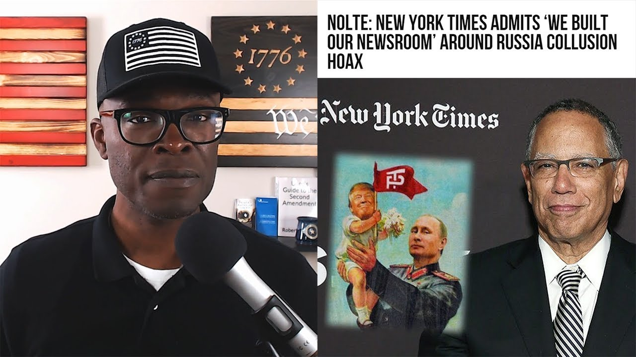 New York Times Exposes Itself As BIASED Leftist Rag - SHOCKER!