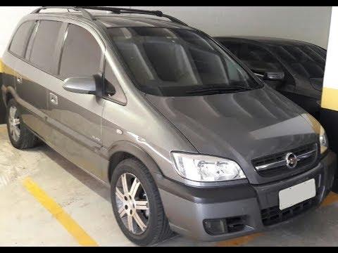 Caçador De Carros: Chevrolet Zafira Elite Automática