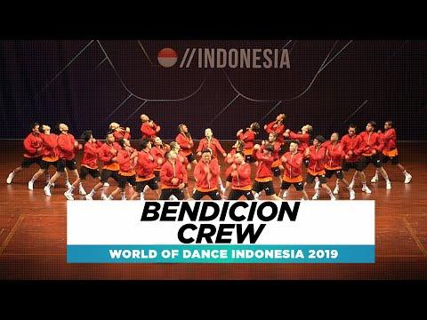 Bendicion Crew   Team Division   World of Dance Indonesia 2019   #WODIND19
